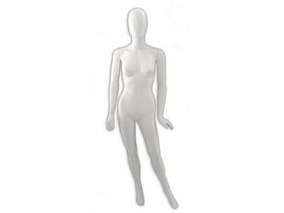 Branco - Manequim Feminino Priscila