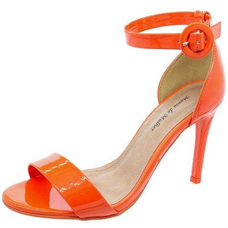 Sandalia 7659.58192 Cor Noronha Orange