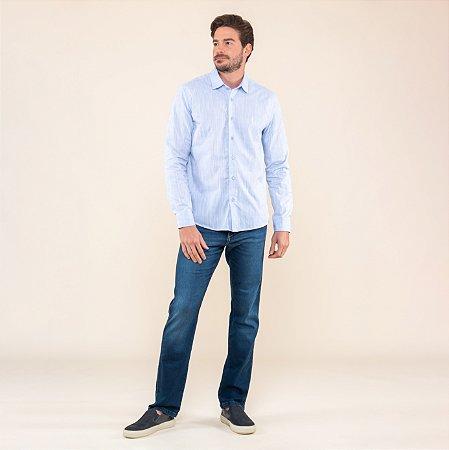 Camisa Masculina Manga Longa Xantê