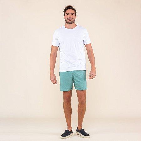 Shorts Masculino Sarja Color