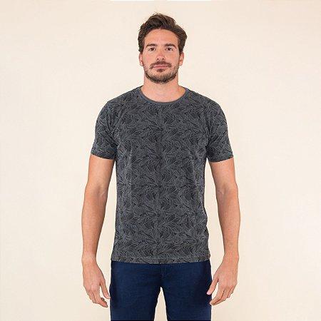 Camiseta Masculina Estonada Fish
