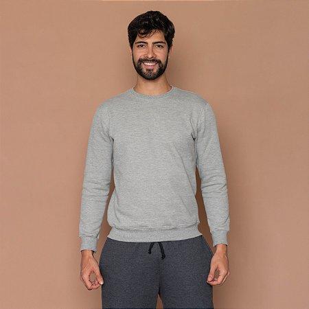 Blusa Moletom Masculino Básico