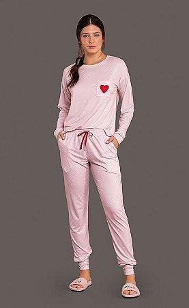 Pijama Comfort All Heart