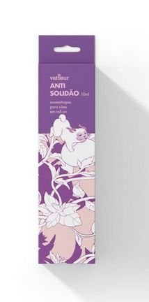 Aromaterapia Rollon - Blend Anti-solidão 10ml