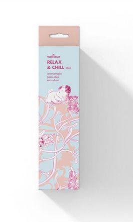 Aromaterapia Rollon - Blend Relax & Chill 10ml