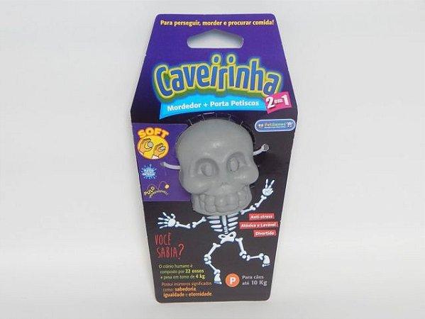 Caveirinha Soft P - Cinza