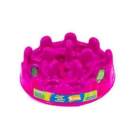 Comedouro Pet Fit - Pink