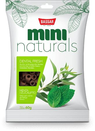 Mini Naturals Dental Fresh - Menta E Eucalipto
