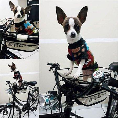 Cadeirinha Bike Dog Modelo  Al-59