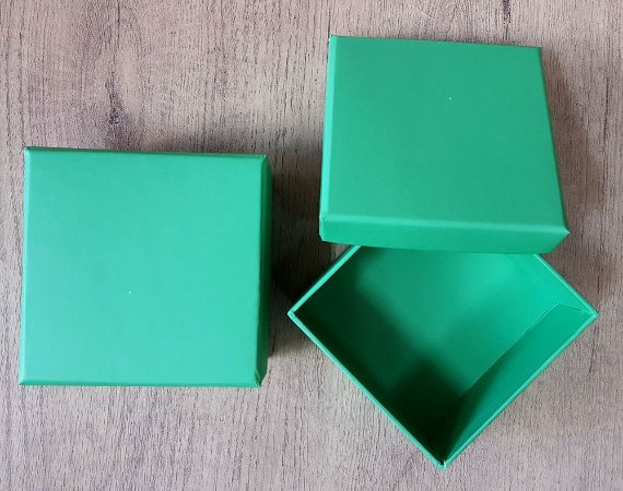 Caixa 10x10x4,5