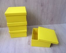 Caixa 15,5x15,5x8