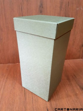 Caixa 15,5x15,5x33
