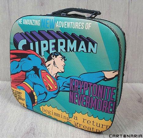 Maleta Superman 28,5x25,5x10,5