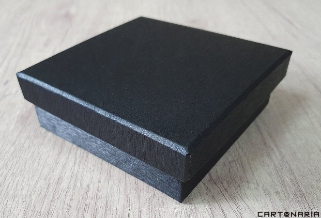 Caixa 13x13x4,5