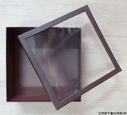 Caixa 24x24x9