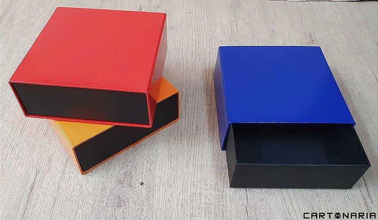 Caixa 16x16x6