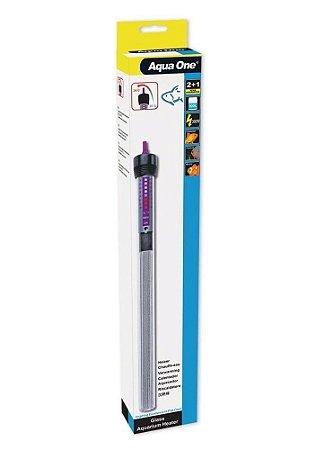 Aquecedor Com Termostato Atman Aquaone 150w - 110v