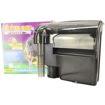 Filtro Externo Atman/AquaOne Hf0600 Hf600 110v
