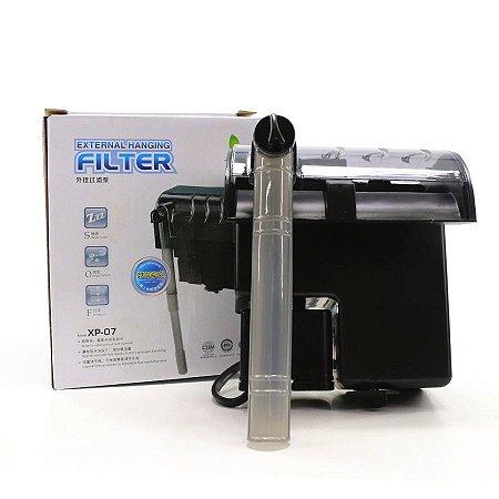 filtro externo aleas xp 07 680l/h