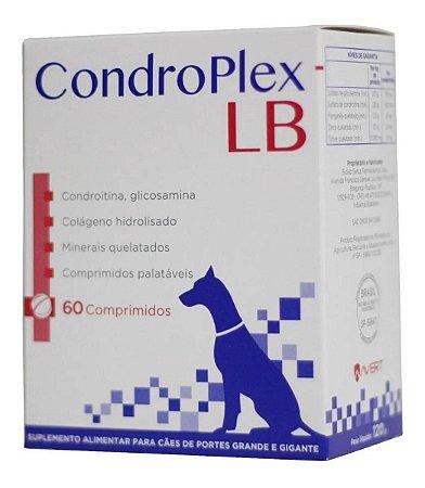 Condroplex Lb 120gr X 60 Comprimidos