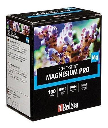 Teste Red Sea Reef Test Kit Magnesium Pro (mg) - 100 Testes