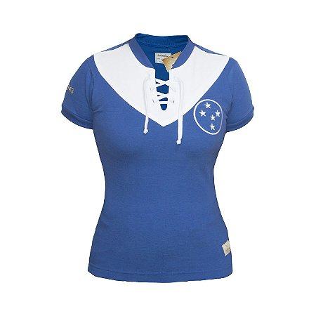 Camisa Retrô Feminina Cruzeiro 1943