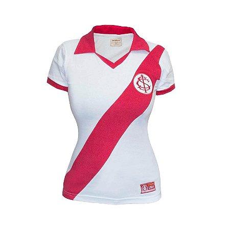 Camisa Retrô Feminina Internacional 1954