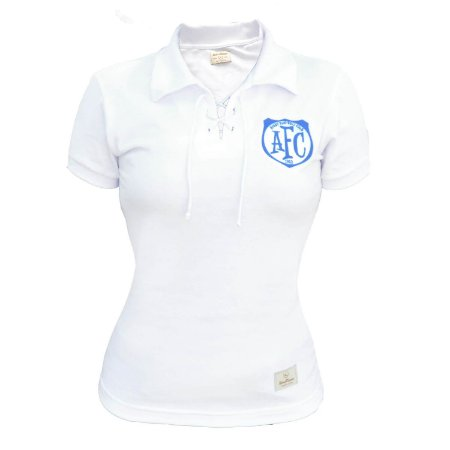 Camisa Retrô Feminina Avaí SC Anos 20