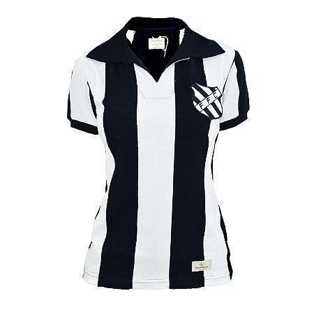Camisa Retrô Feminina Figueirense 1960