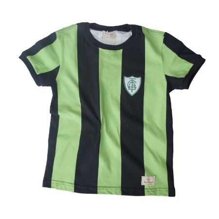 Camisa Retrô Infantil América MG 1971