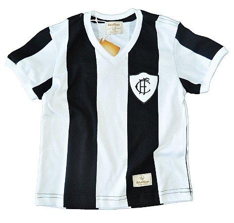 Camisa Retrô Infantil Figueirense 1930