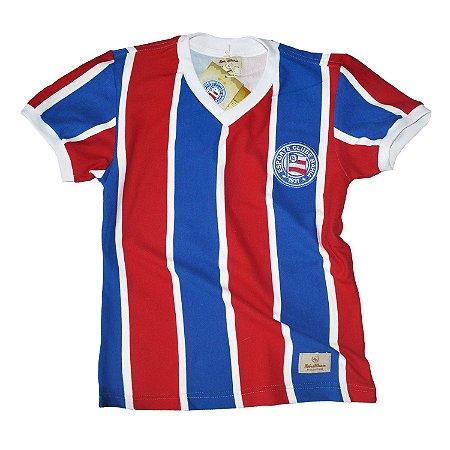 Camisa Retrô Juvenil EC Bahia 1988