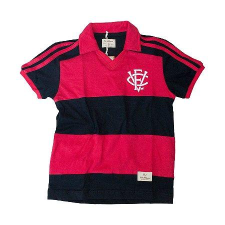 Camisa Retrô Juvenil EC Vitória 1990
