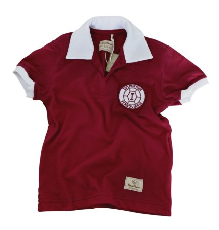 Camisa Retrô Juvenil Desportiva Ferroviária 1965