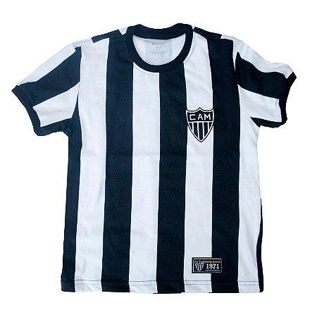 Camisa Retrô Juvenil Atlético Mineiro 1971