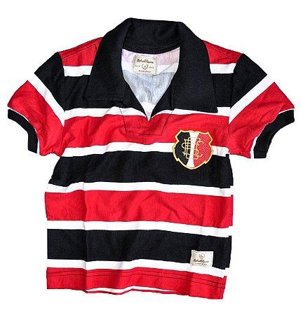 Camisa Retrô Juvenil Santa Cruz PE 1967