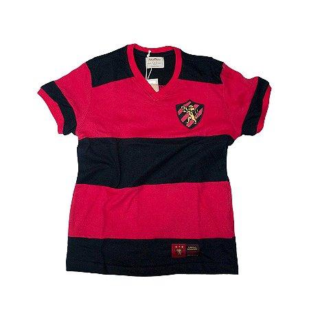 Camisa Retrô Juvenil Sport Recife 1987