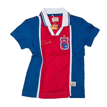 Camisa Retrô Juvenil Paraná Clube 1997 - Caio Jr