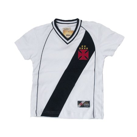 Camisa Retrô Juvenil Vasco da Gama 2000