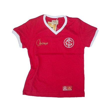 Camisa Retrô Juvenil Internacional 1969 - Claudiomiro