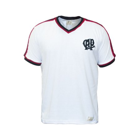 Camisa Retrô Athletico Paranaense 1988 Branca