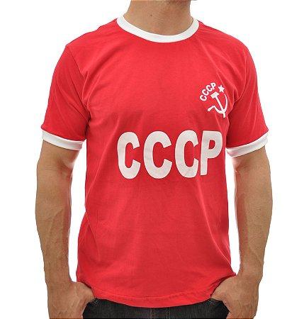 Camisa Retrô CCCP Anos 70