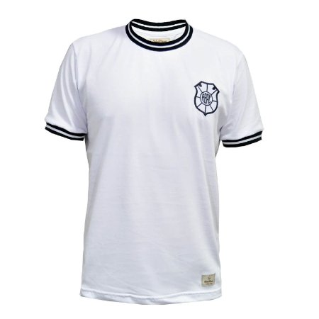 Camisa Retrô Rio Branco ES 1983 - Branca