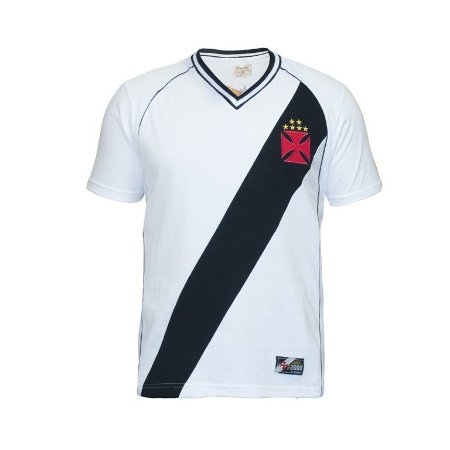 Camisa Retrô Vasco da Gama 2000 Mercosul