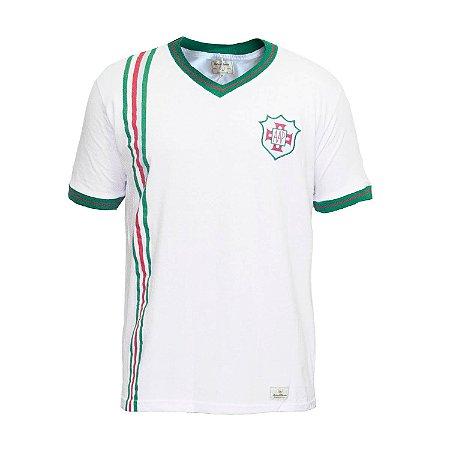 Camisa Retrô Portuguesa Santista 1978