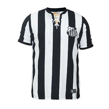 Camisa Retrô Santos 1913 Listrada