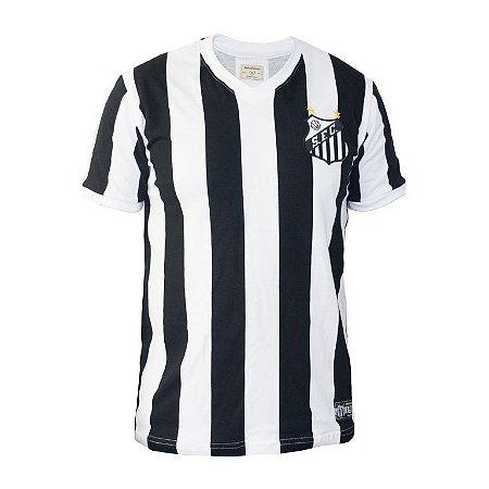 Camisa Retrô Santos 1984 Listrado