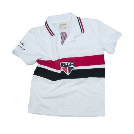 Camisa Retrô Juvenil São Paulo Bimundial 92/93