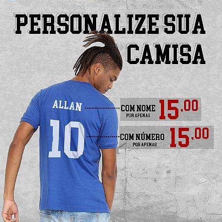 Personalização para Camisas