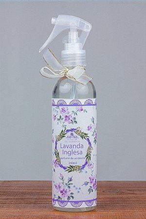 Perfume de Ambiente - Lavanda Inglesa - 240ml